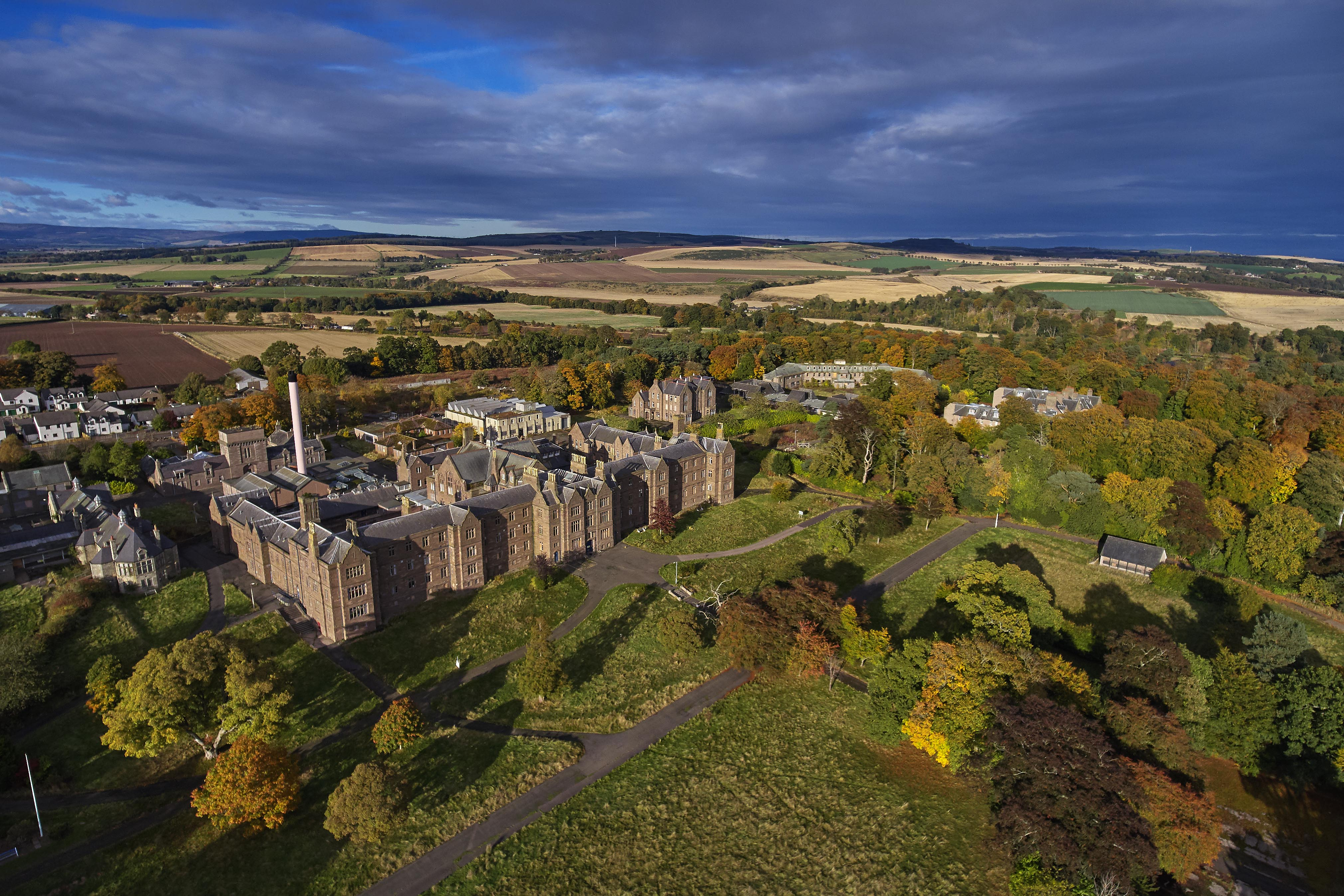 Pert Bruce is part of a joint venture transforming the Sunnyside Hospital site in Angus into housing