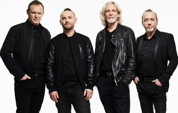 Wet Wet Wet have put Marti Pellow's departure behind them and are making waves again.