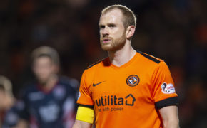Dundee United captain Mark Reynolds admits Robbie Neilson exit came 'out of the blue' but is confident club can prosper without him