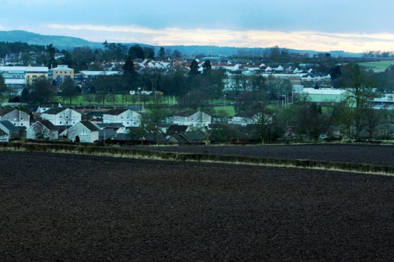 Hundreds of new homes could be built across the north of Cupar, resulting in the need for a new school