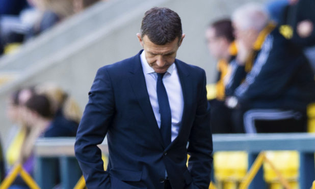 Jim McIntyre's spell at Dundee proved to be short-lived.