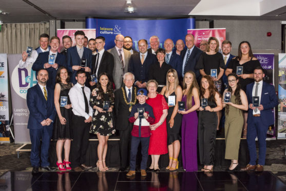 The Active Schools Volunteer Awards took place at the Apex Hotel on Saturday 18 May, 2019.
