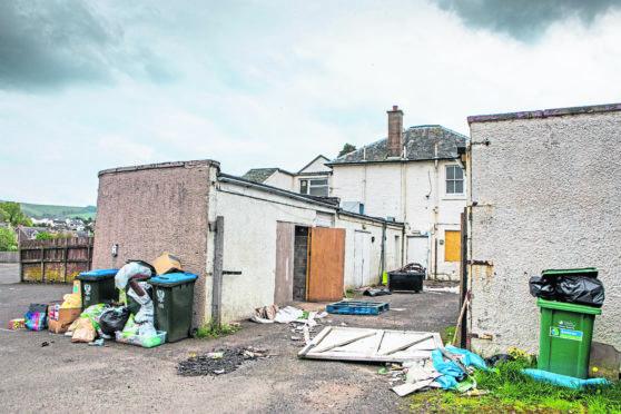 Wheel Inn, Angus Road, Scone.