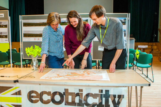 Ecotricity held a public consultation in 2017 ahead of the Scottish Ministers' decision.
