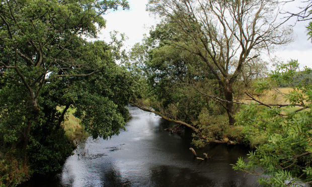 The hydro scheme on the River Devon has helped fund the Gathering.