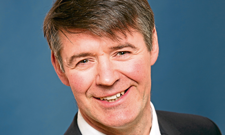 Nik Scott-Gray, Montrose Port Authority chief executive