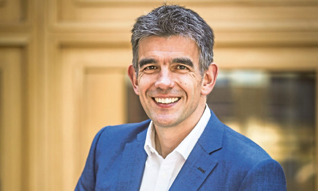 Matt Brittin, president of EMEA business and operations for Google.