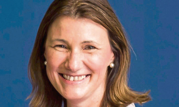 Carolyn Currie, chief executive of Womens Enterprise Scotland