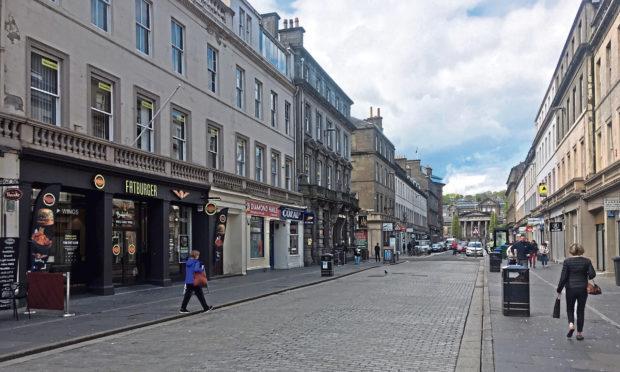 Reform Street.