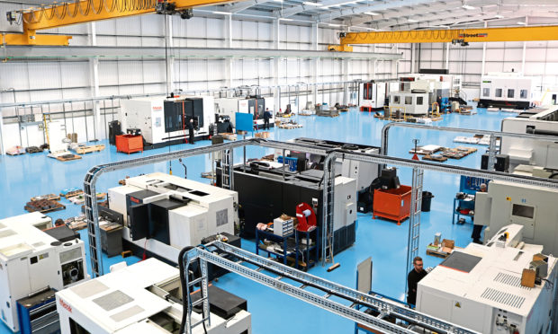 Pryme Group's new facility in North Shields