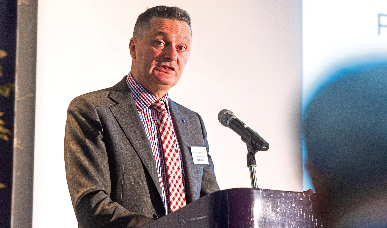 Professor Andrew Atherton.