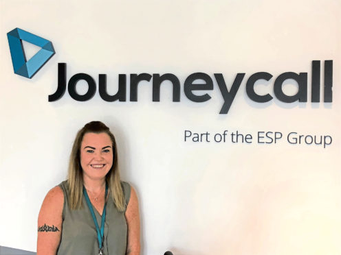 Theresa Slevin, Journeycall