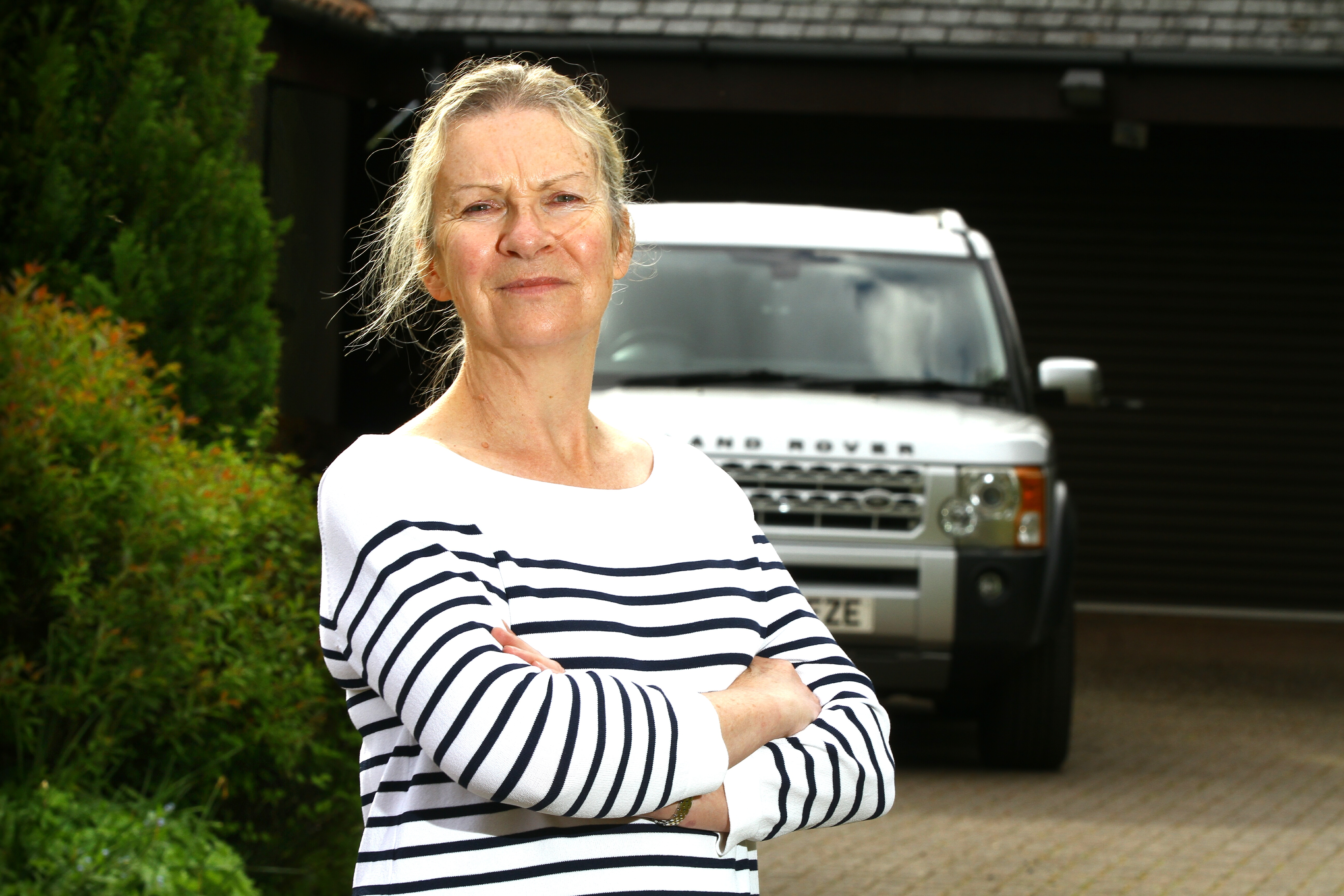 Jennifer Ross has hit out at reckless van drivers following the RTA on the A91