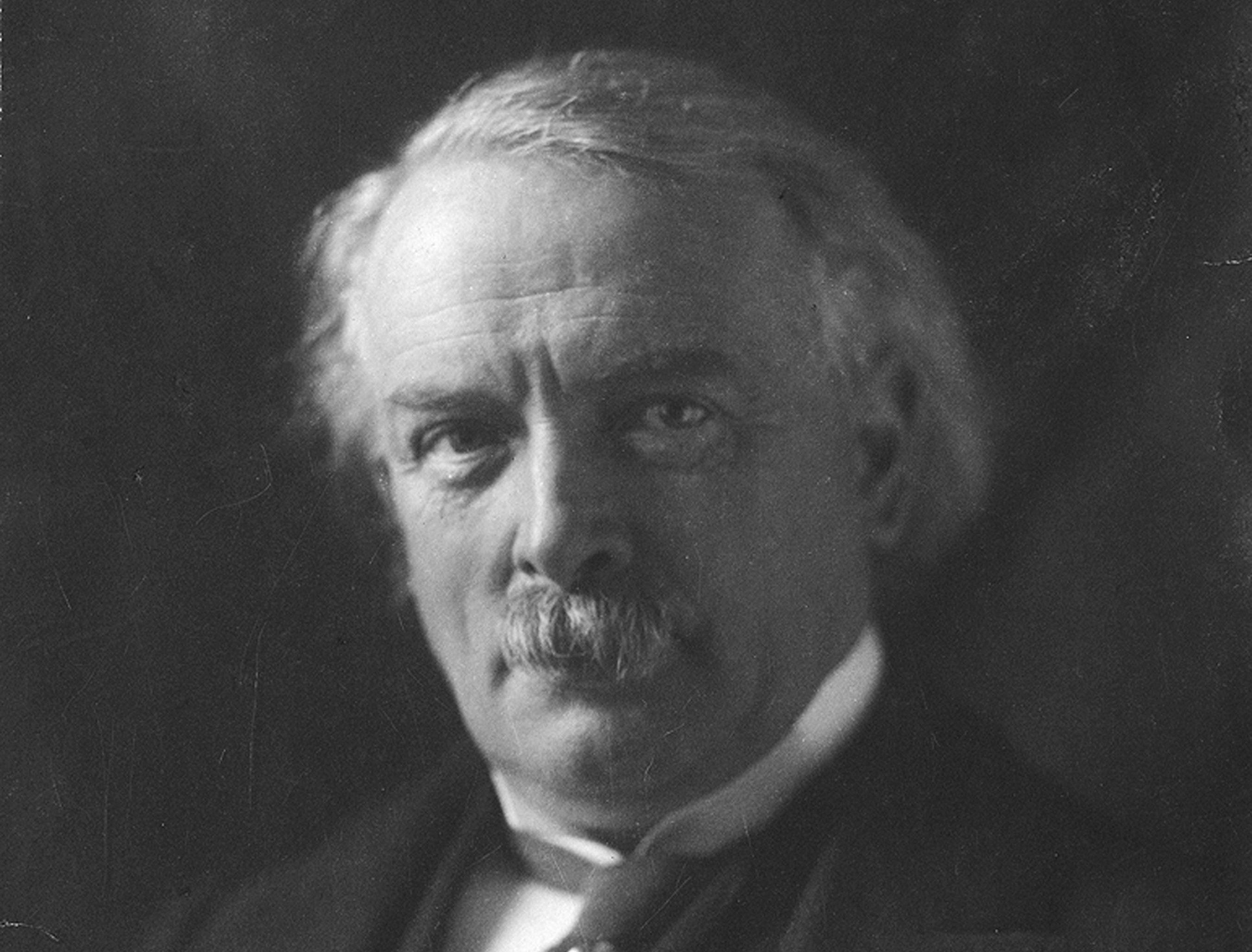 David Lloyd George.