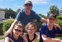 Simon OLoughlin and family