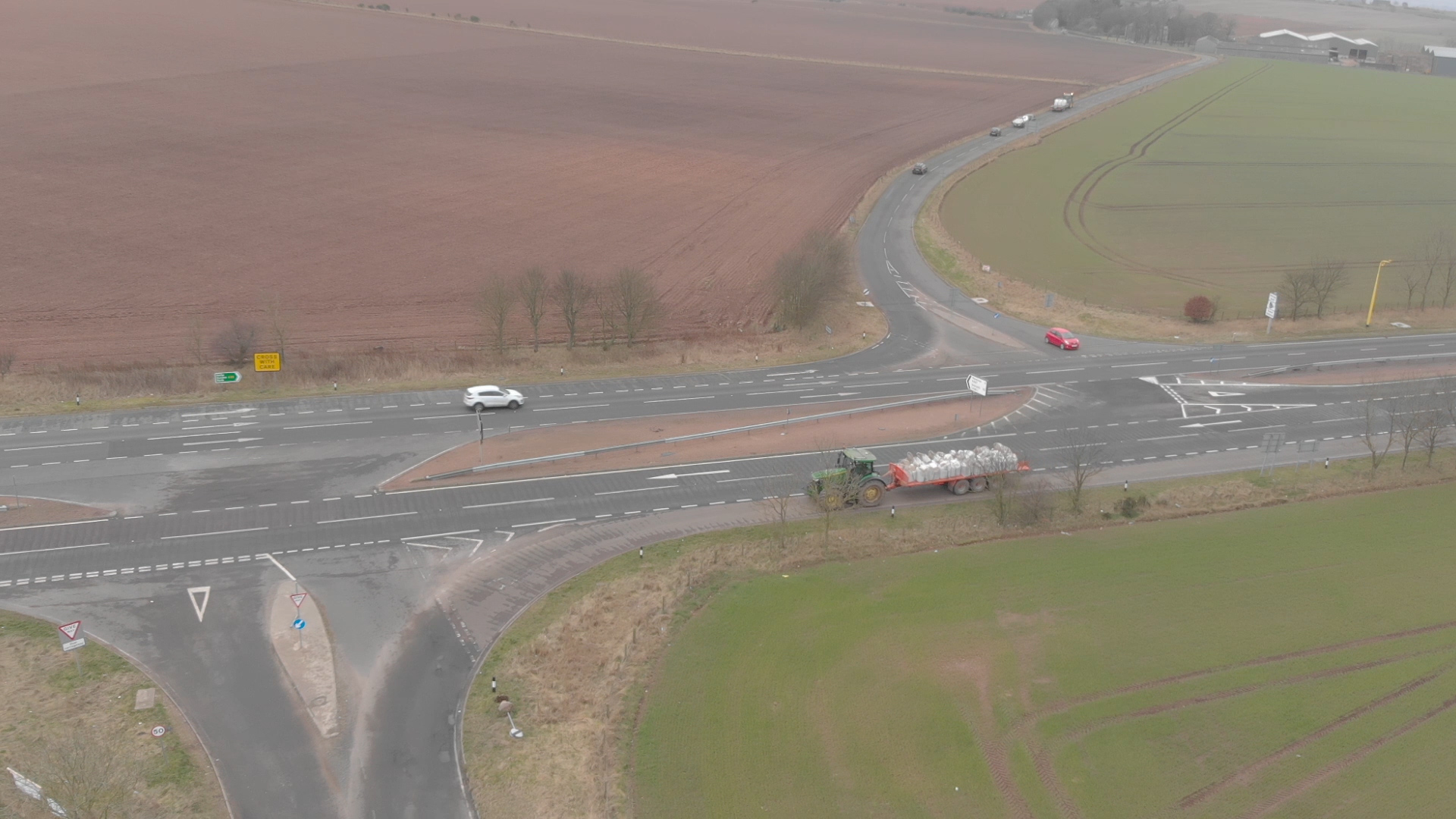 The A937/A90 junction has witnessed numerous fatal and serious accidents.