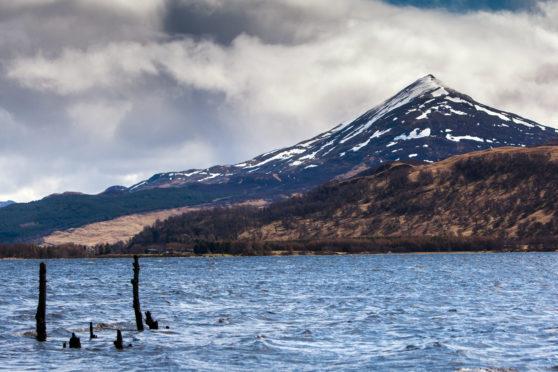 Loch Rannoch.