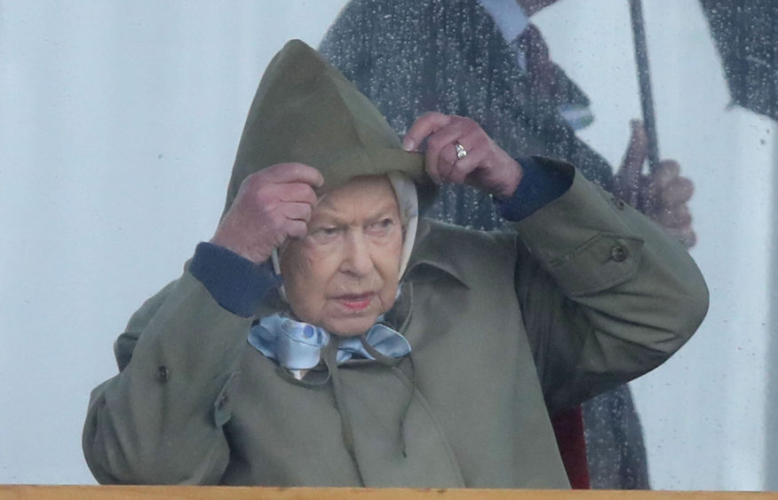 When you are already a great-grandmother you still need to enjoy a day out.