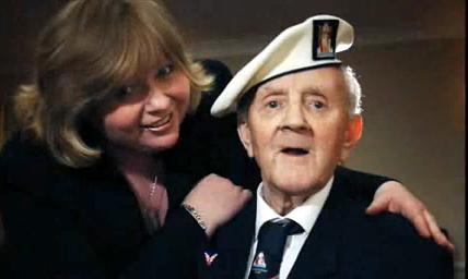 John and Pamela just before his passing in 2008