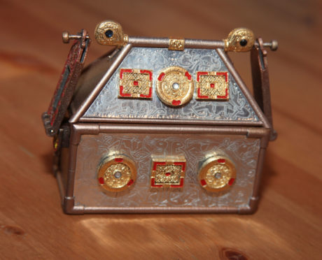 The replica reliquary