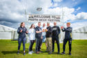 There will be live music at the event on the North Inch with local bands performing in the marquee.