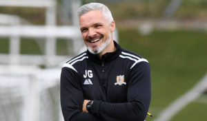 I'd have no complaints if Dundee United were handed Championship title, says St Mirren boss Jim Goodwin
