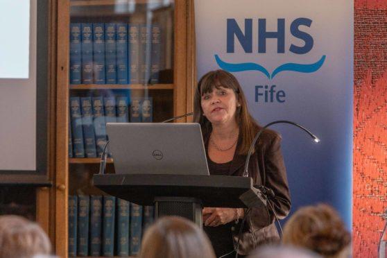 Clare Haughey MSP.