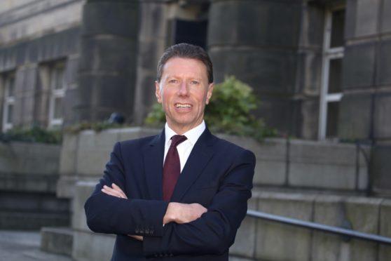 Stephen Ingledew of Fintech Scotland