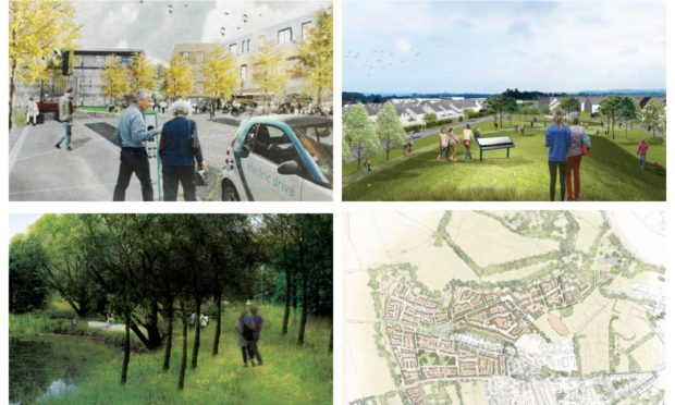 Councillors have approved the St Andrews West development.