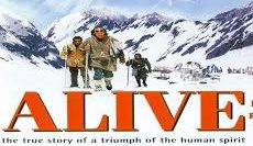 Researchers say their work is backed by events depicted in the smash hit film, Alive