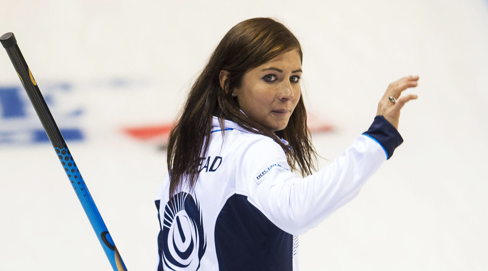 Eve Muirhead has plenty to smile about again.