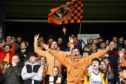 Dundee United fans.
