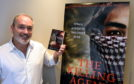 "Author James Mackenzie from St Cyrus is launching his third novel, ""The Killing Agent""."