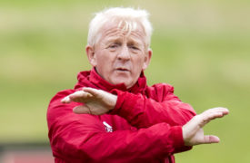 RAB DOUGLAS COLUMN: Silver lining to Dundee academy cuts will be if Gordon Strachan gets his tracksuit on