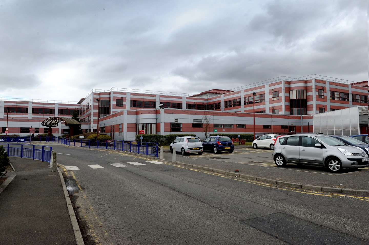 Changes have been made at Queen Margaret Hospital
