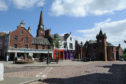 Project looks at history of the people of Kirriemuir and the town's trades.