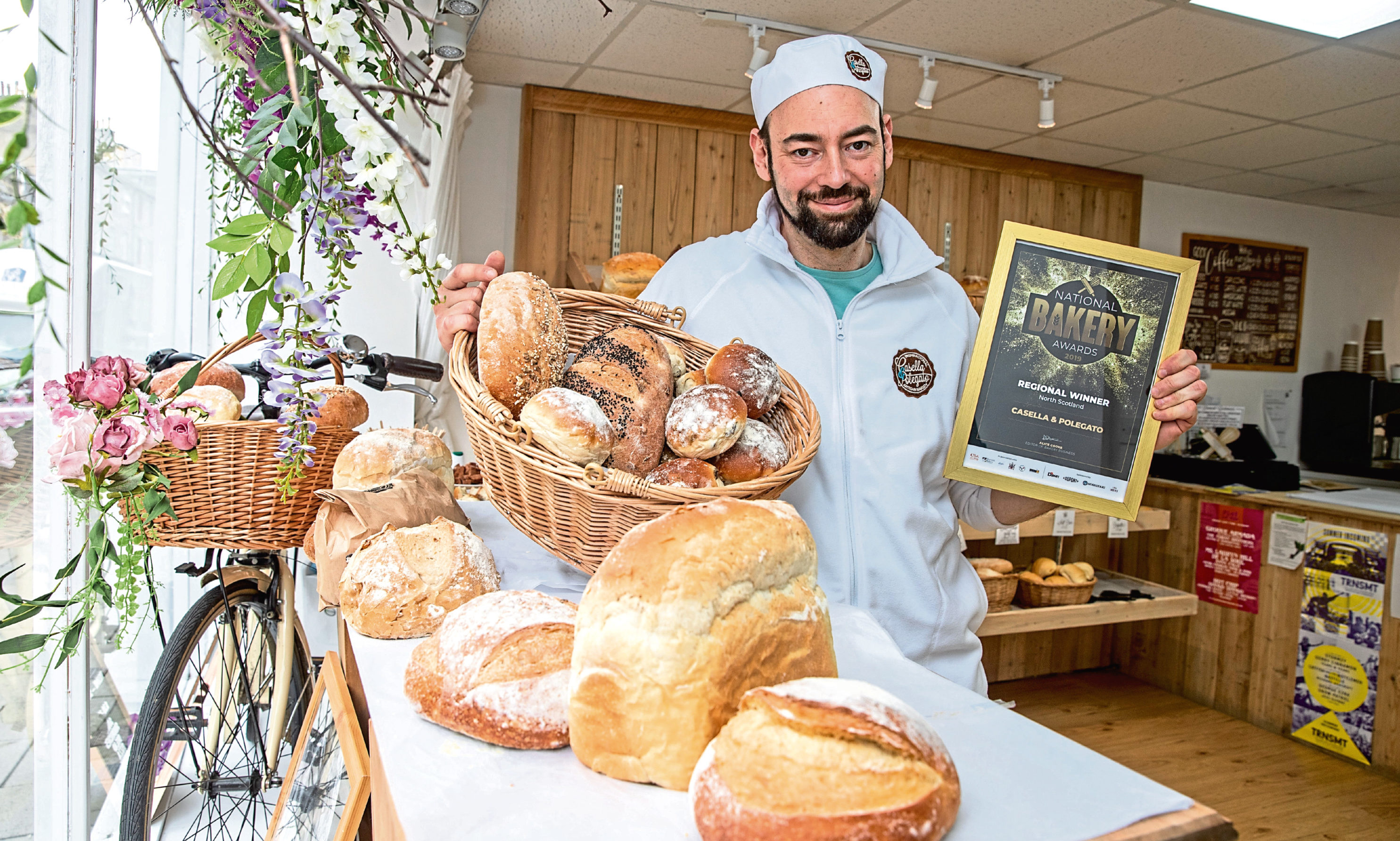 Casella-Polegato  bakery on George Street has picked up a top award.