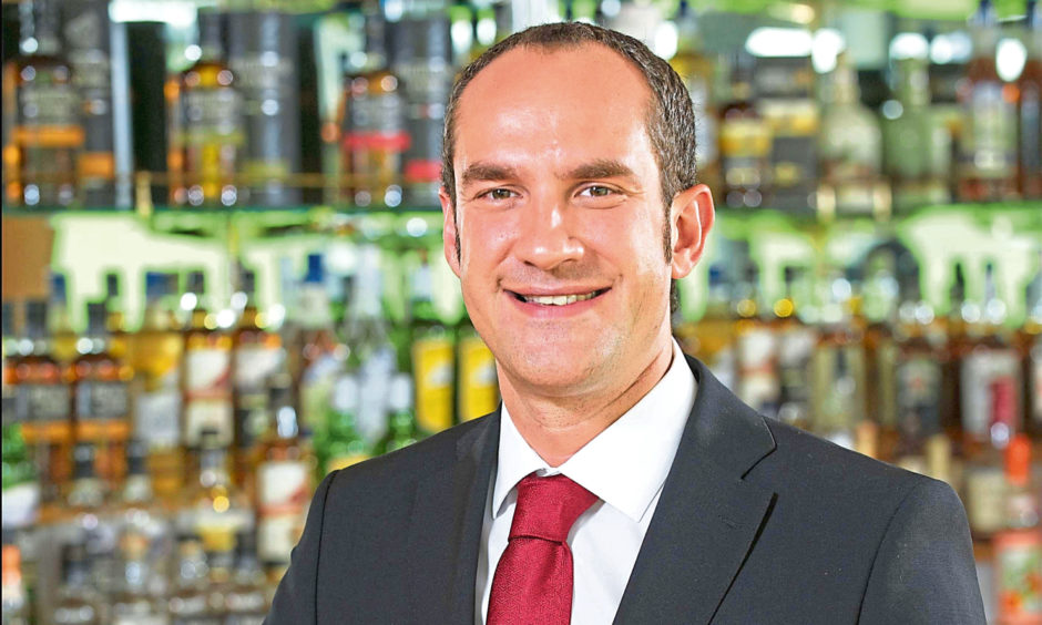Jaume Ferras, global prestige marketing director of The Macallan