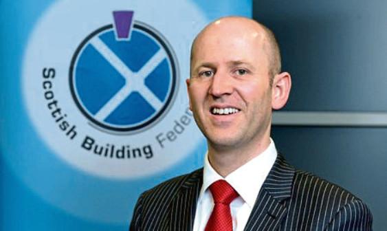 Vaughan Hart, Scottish Building Federation managing director