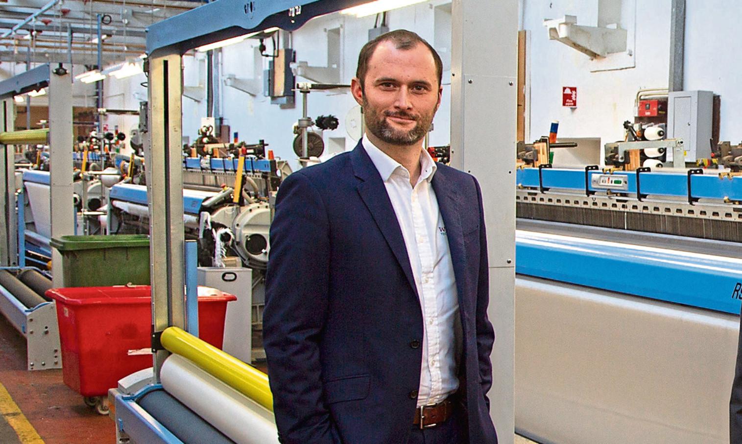 Jean-Christophe Granier, co-managing director of J&D Wilkie