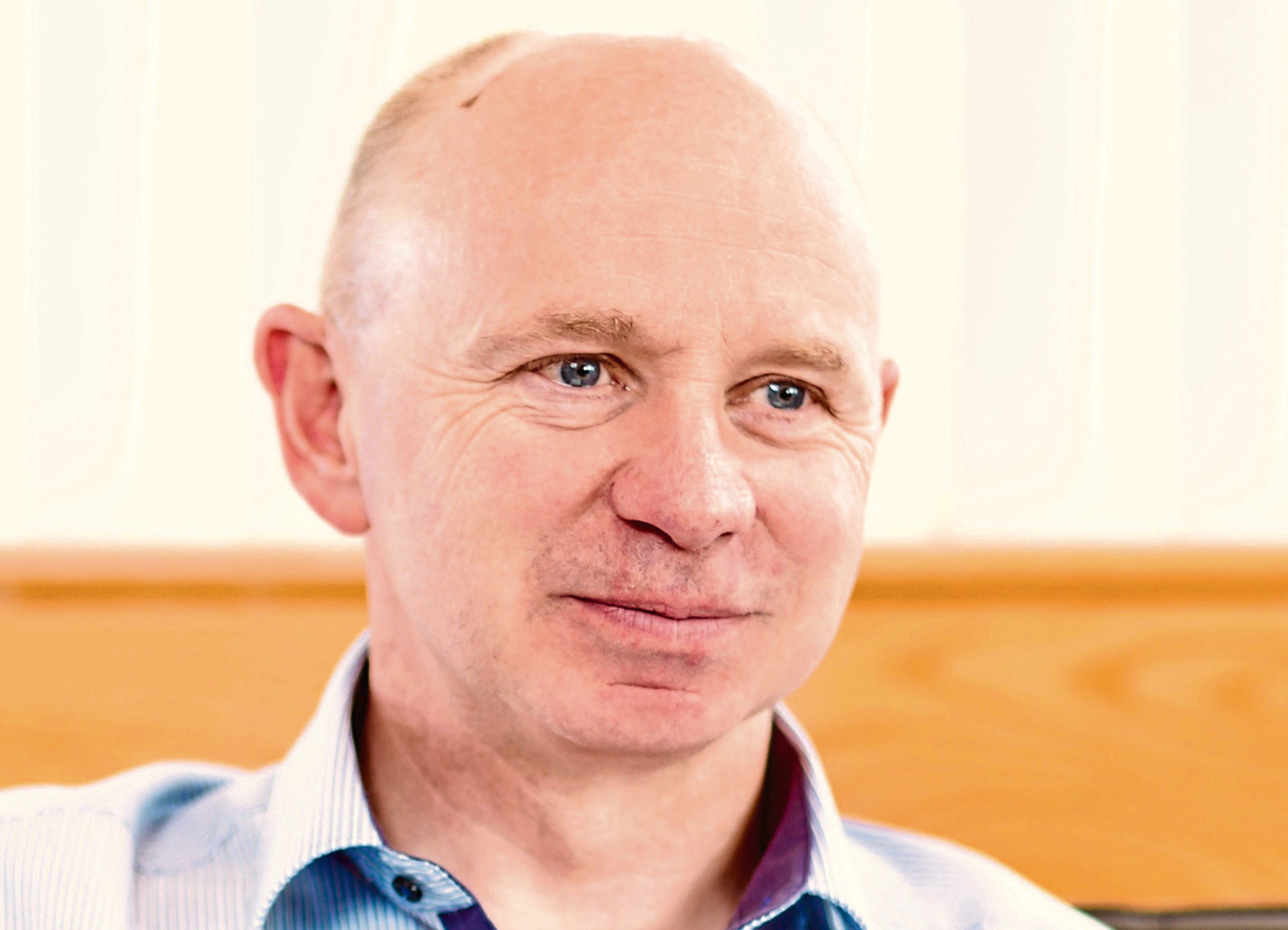 Ronald Millar, CEO of PaySend