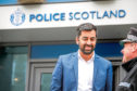 Secretary for Justice Humza Yousaf.