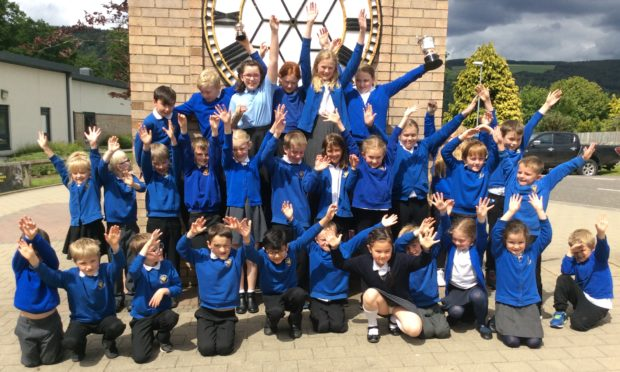 Blair Atholl Primary Choir