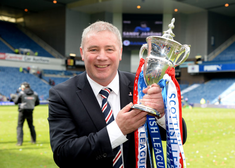 Ally McCoist wanted to sign Conway.