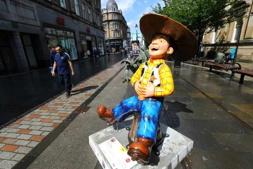 The Oor Wullie trail is coming to an end.