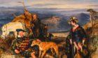Painting by Sir Edwin Landseer.