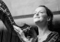 Harpist Gillian Fleetwood will perform at this year's festival.