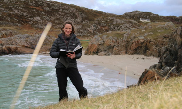 Helen Glassford immersed herself in the Scottish landscape in 2019