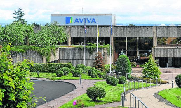 Aviva offices in Perth