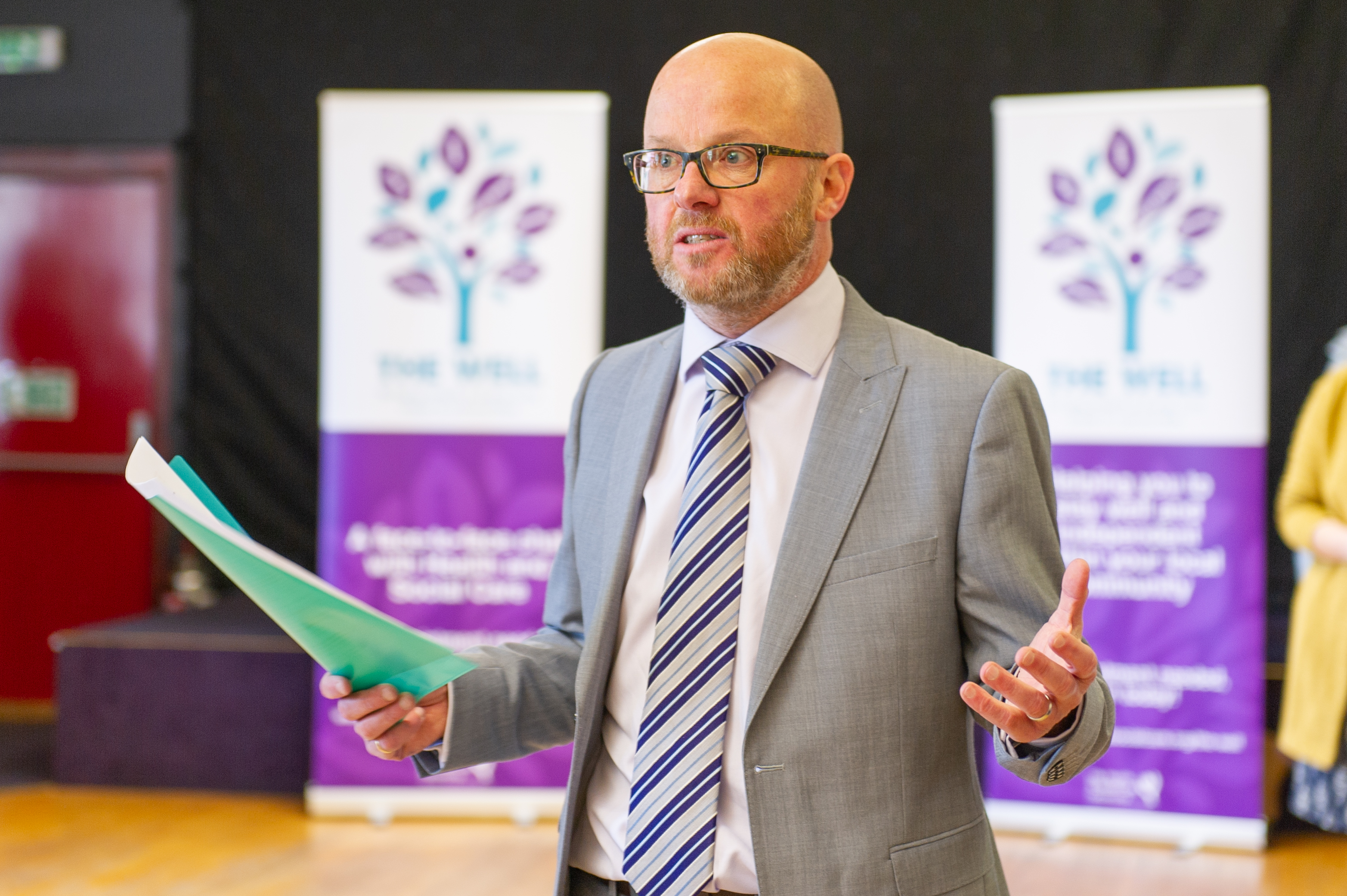 Michael Kellet (Director of Health and Social Care).